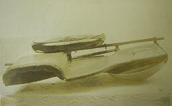 Watson - składany wózek boczny