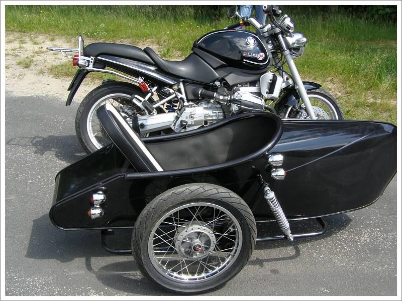 Bmw R1100 Z Wózkiem Bocznym Wózki Boczne Do Motocykli Polski