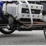 System wahliwego połączenia z motocyklem
