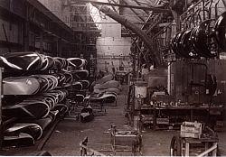 Fabryka wózków bocznych w Niemczech