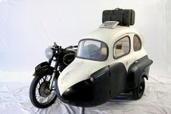 Nowoczesne rozwiązanie przypominające samochód