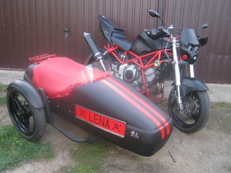 Galeria 'motocyklem przez Syberię'